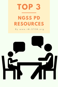 top-3 NGSS PD resources